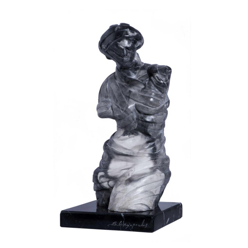 VENUS II-26x12x12cm-Acrylic resin-Dionyssos marble